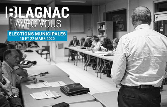 Participer avec Blagnac Avec Vous, élections municipales 2020