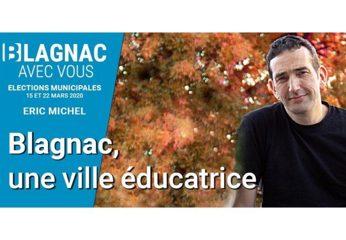 Blagnac, une ville éducatrice