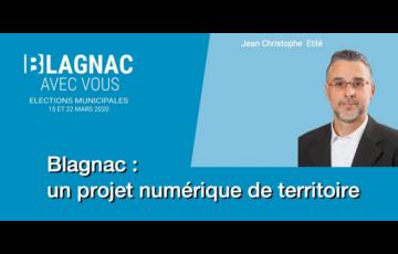 Blagnac : un projet numérique de territoire